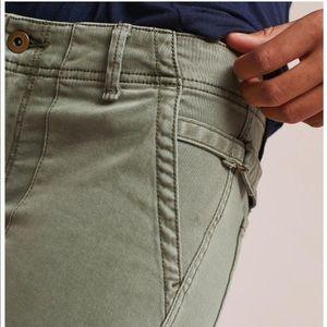 Anthropologie Pants & Jumpsuits - Anthropologie Hei Hei Slim Utility Khaki Pant, 27!